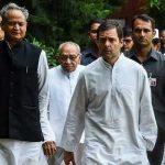क्या राजस्थान में होगा मंत्रिमंडल विस्तार? राहुल गांधी के आवास पर कांग्रेस की बैठक, गहलोत, प्रियंका और माकन हुए शामिल