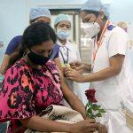 भारत में कोविड-19 के टीके की अब तक कुल 97
